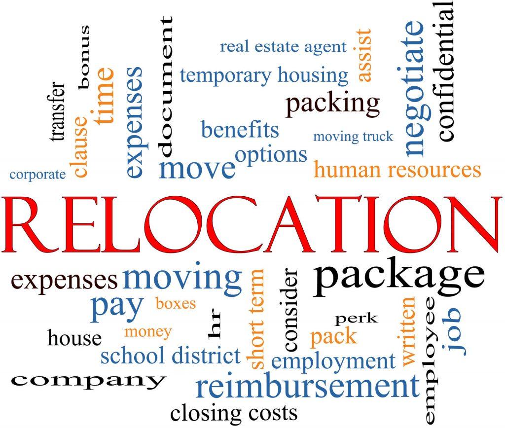 international relocation costs